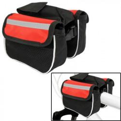 Cykel Top Tube Double Bag