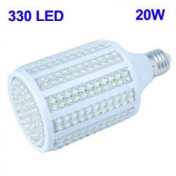 20W 330 LED Corn Light Bulb, Base Type: E27