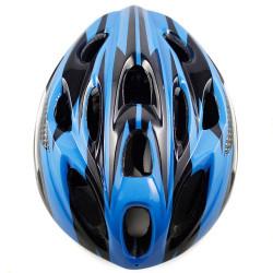 MTB / Greenroad Udendørs Cykel Cykling Hjelm + Visir, LW-811 (blå)