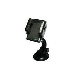 Holder til bilen med mulighed for tilslutning af PDA/mobiltelefon
