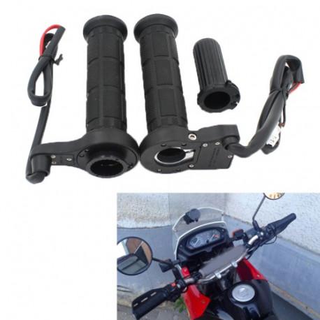 N/A 22mm elektrisk opvarmede greb til cyklen og motorcyklen eller atv fra olsens it aps