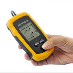 Fish Finder - Fiske lokalisator med sonar sensor