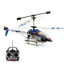 """RC Helikopter """"Air Strike""""  med 3 Kanaler, Gyro og LED"""