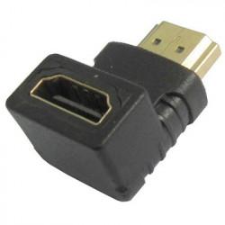 HDMI 90-graders vinkel-adapter