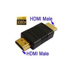 HDMI 19-pin Hanstik til HDMI 19 Pin Hanstik