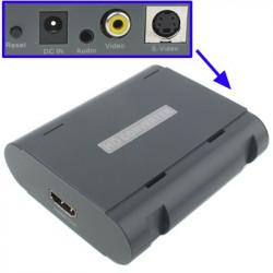 AV til HDMI Omformer