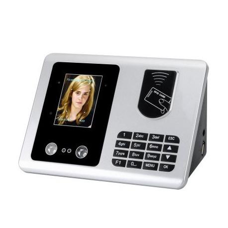 Image of   Danmini ID + ansigtsgenkendelses og brugerregisterings- System - 1000 Bruger, 500 ansigter, 1000 ID-kort Kapacitet