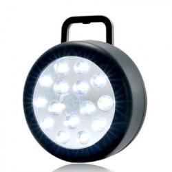 Transportabel Bright White LED lys - Bevægelsesdetektering
