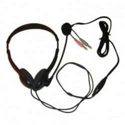 Sygt billigt headset (fra restparti)