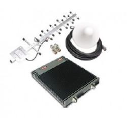 GSM 900 & 4G Booster - forstærk dit telefon og datasignal (4G model! ) op til 3.500m2