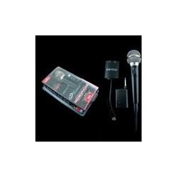 4 i 1 trådløs Karaoke Mikrofon to the Wii, PS3, PS2, XBOX 360