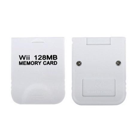 Image of   128MB Hukommelses kort til Nintendo Wii