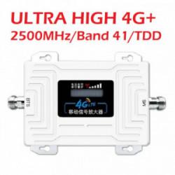 4G Signal Booster Repeater 4G TDD Band 41 LTE 2500Mhz -MobilTLF Repeater 70dB 4G Forstærker