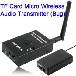 Super Trådløs Audio Sender