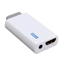 Wii HDMI konverter/adapter