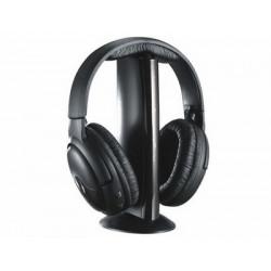 Trådløse høretelefoner / hørebøffer, Hi-Fi 6 i 1 (multifunktion)