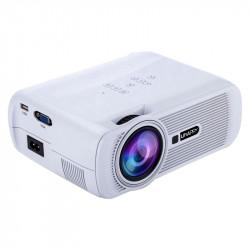 Uhappy U80 bærbar hjemmebiograf 1080P