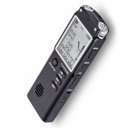 Digital dictafon, 8GB hukommelse