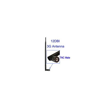 Image of   12dbi 3G-antenne (TNC Stik)