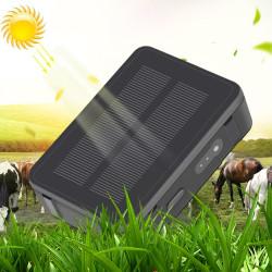 Solcel GPS-tracker til kvæg