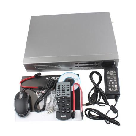 Image of   16 CH Integreret DVR med H.264 komprimering