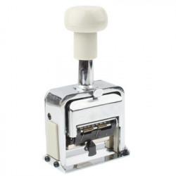 Metal Automatisk Nummerering Maskine