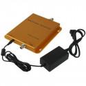 GSM 900MHz / 3G 2100 MHz Signal Booster + Antenne (udendørs / dørs)