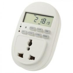 HP510 Energibesparende Timer / Timer Socket Digital Timer, EU-StiK