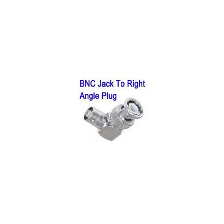 N/A Bnc stik til højre vinkel stik på olsens it aps