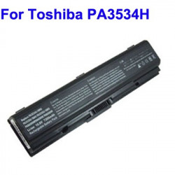 6600mAh 9 Cell batteri the Toshiba PA3533U/PA3534U/PABAS097/PABAS098