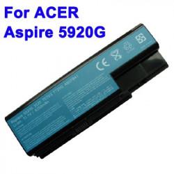 5200mAh 6 Cell batteri the Acer Aspire 5920G / 6530G / 6920 / 6920G / 6930