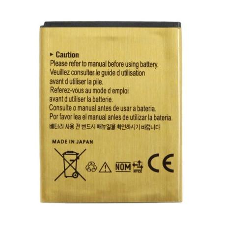 Image of   2430 mAh guldbatteri af høj kvalitet til Samsung Galaxy SII / i9100