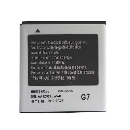 Image of   Batteri til mobiltelefon Samsung i9000, T959