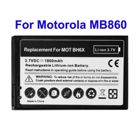 Image of   BH6X-batteri til Motorola MB860 / ME722