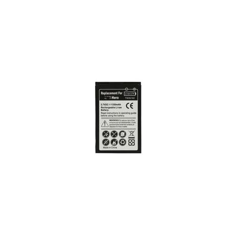 Image of   Batteri til mobiltelefon HTC Hero / G3
