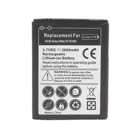 Image of   Batteri til mobiltelefon Samsung i9220 Galaxy Note / GT-N7000 (original version)