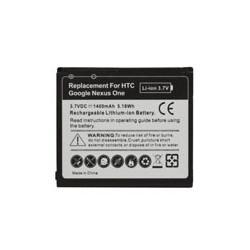 Mobiltelefon Batteri HTC Desire / G7, HTC Nexus One / G5