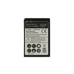 Mobiltelefon Batteri HTC Desire z/Vision/BB96100