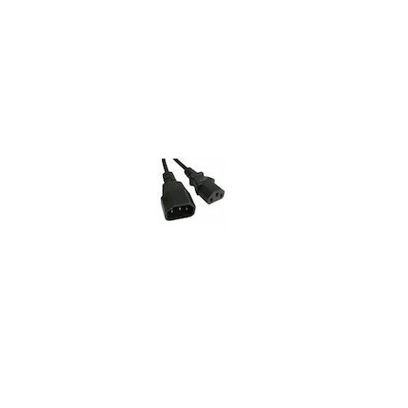 Strøm kabel forlænger 1.2m