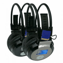 Høretelefoner/hørebøffer, Hi-Fi MP3