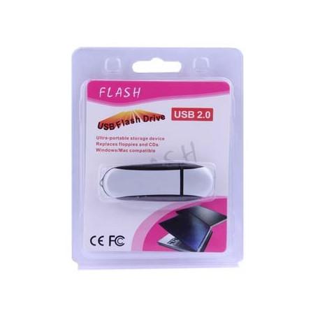 Image of   2GB USB 2.0 Flash Stick Hvid