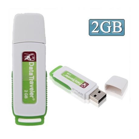 Image of   2GB USB Flash Stick Kingston DataTravel 100