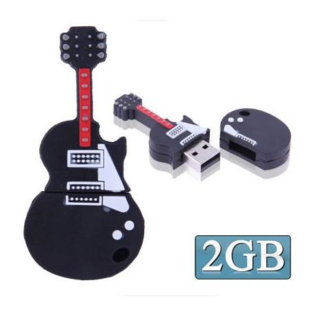 Image of   2GB Guitar USB Flash Stick