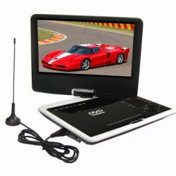 Mobil DVD-afspiller med spil-funktion
