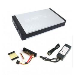 """3,5"""" SATA/IDE Harddisk USB Boks / Kasse"""