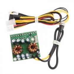 PW-200-M 200W DC-DC ITX ATX 12V Power Supply PSU for Mini PC (24pin)
