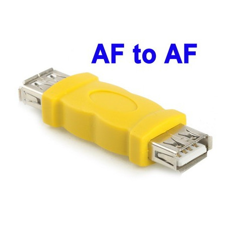 Image of   USB AF til AF-adapter