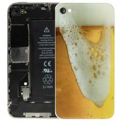 Øltyper udskiftning af glas Back Cover for iPhone 4