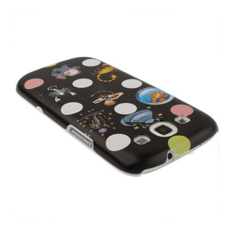 "Image of   12 Constellations Series ""Skorpionen"" Plasticcase til Samsung Galaxy SIII / i9300"