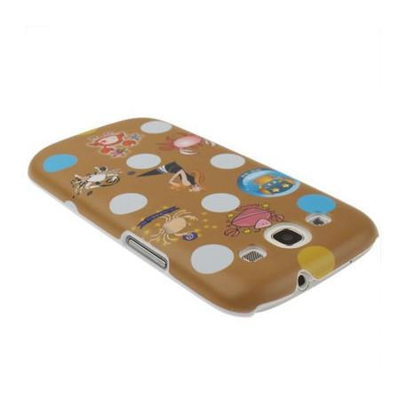 "Image of   12 Constellations Series ""Krebsen"" Plasticcase til Samsung Galaxy SIII / i9300"
